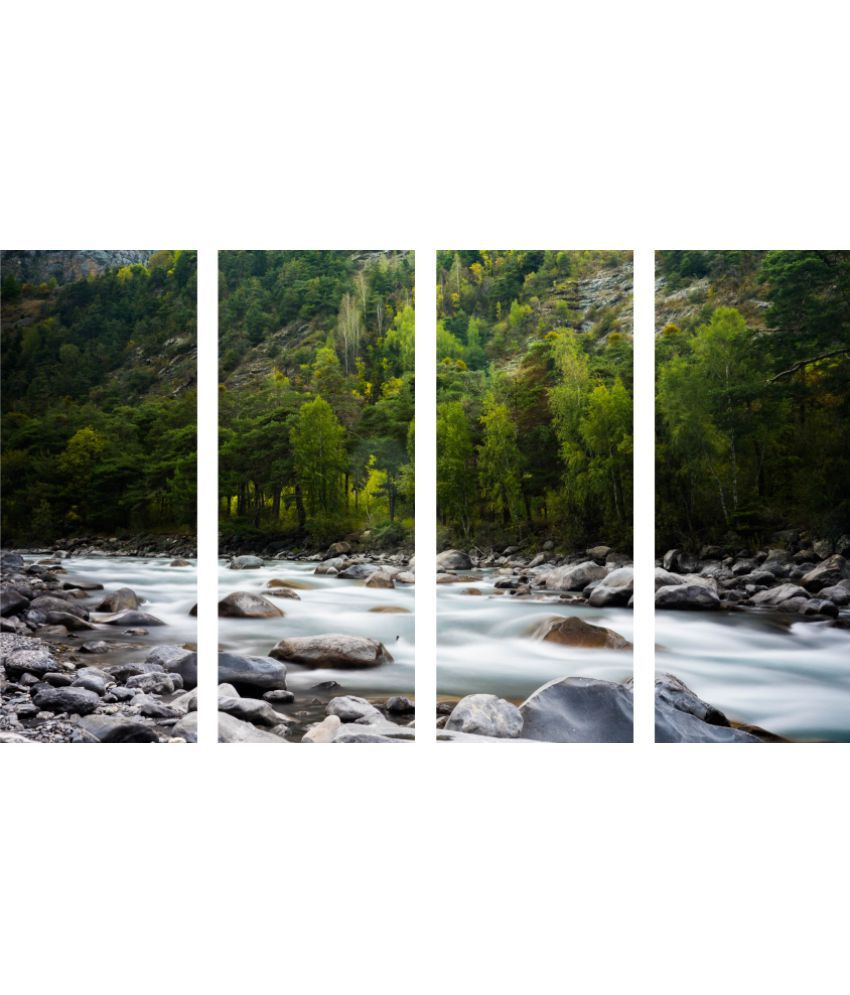 Esfore Contemporary & Stylish Printed Artwork/Painting - Stunning River