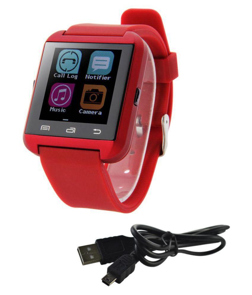 AKIRA desire 530 Smart Watches Red