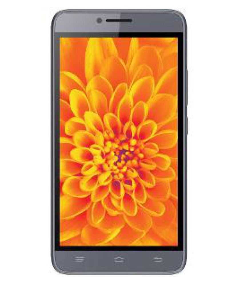 Intex Aqua Sense 5.1 8GB Grey