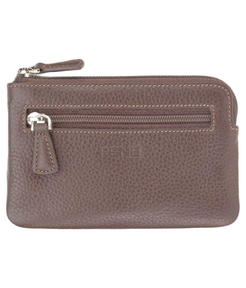 Rene Genuine Leather key case