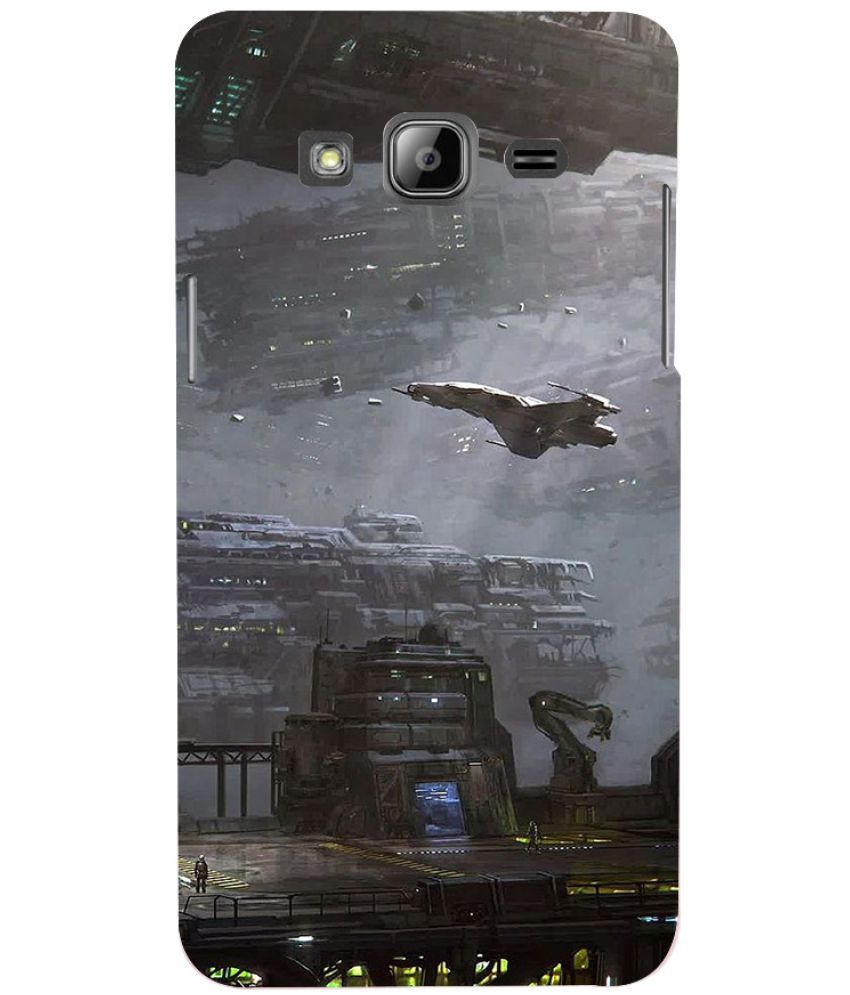 Samsung Galaxy j3 Cover Combo by MENTAL MIND