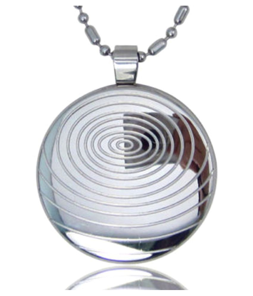 The Jewelbox Silver alloy Pendant