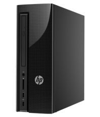 HP HPSlimlineDesktop260-p025il(W2T26AA) Tower Desktop ( Core i5 (5th Generation) 4 GB 1 TB DOS )