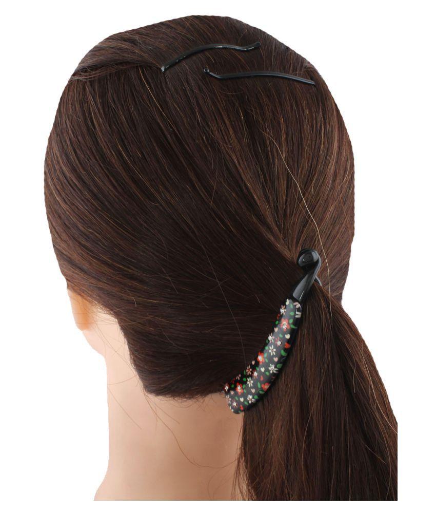 Hair Accessories India Online -  anuradha art multi party hair clip hair accessories