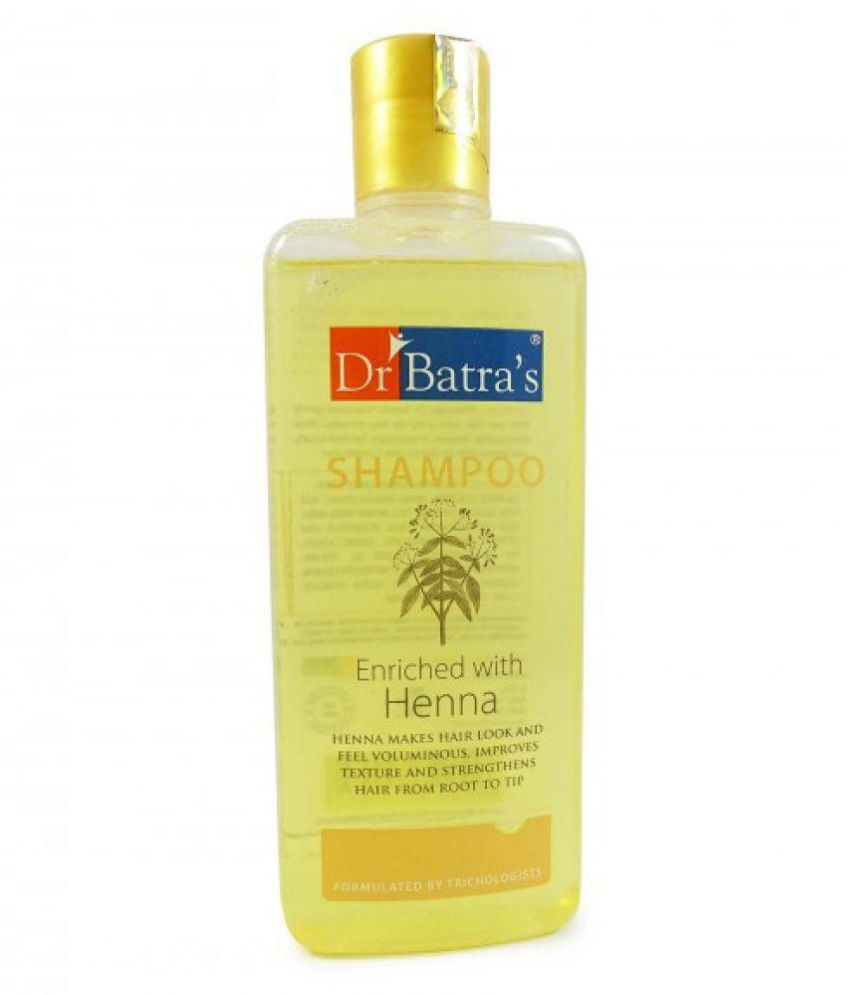 Dr Batra #039;s Shampoo ml