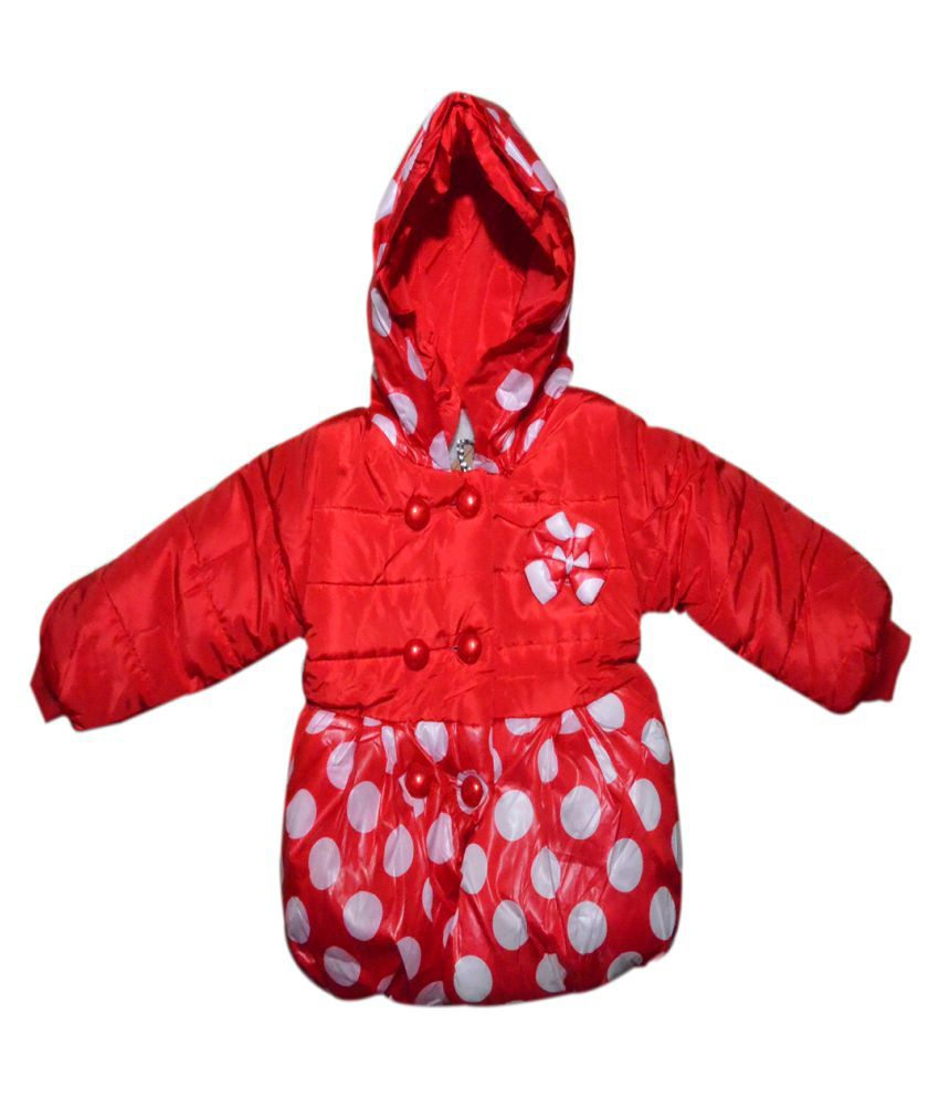 Winter Fuel Red Kids  jacket