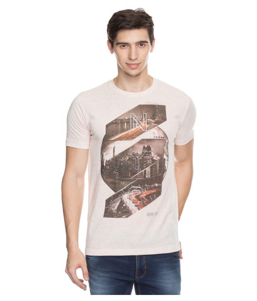 Status Quo Multi Round T-Shirt