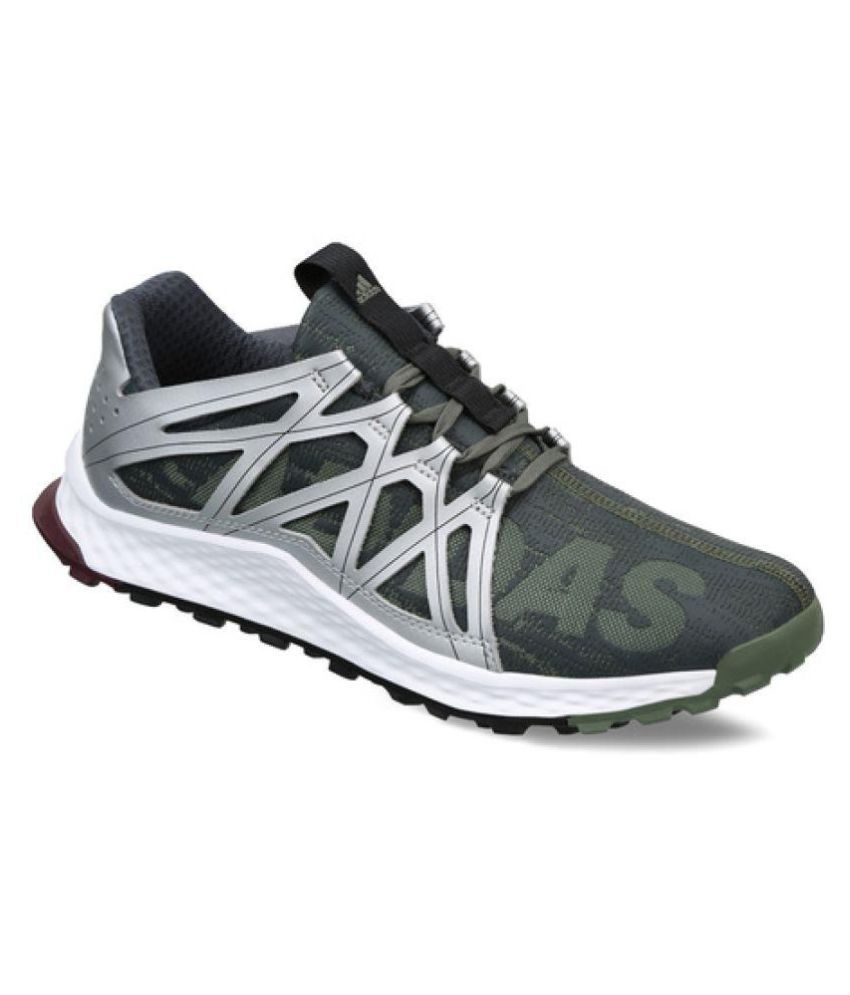 release date 54152 18518 Adidas VIGOR BOUNCE M Gray Running Shoes