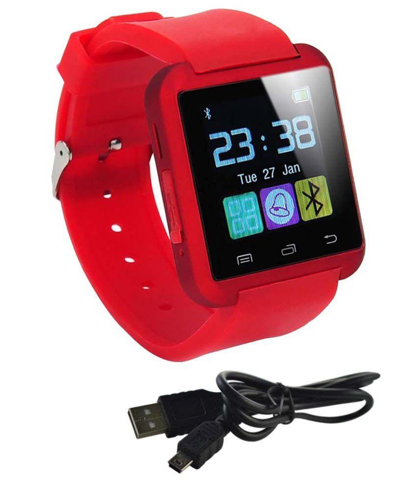 Estar ctrl v5 Watch Phones Red