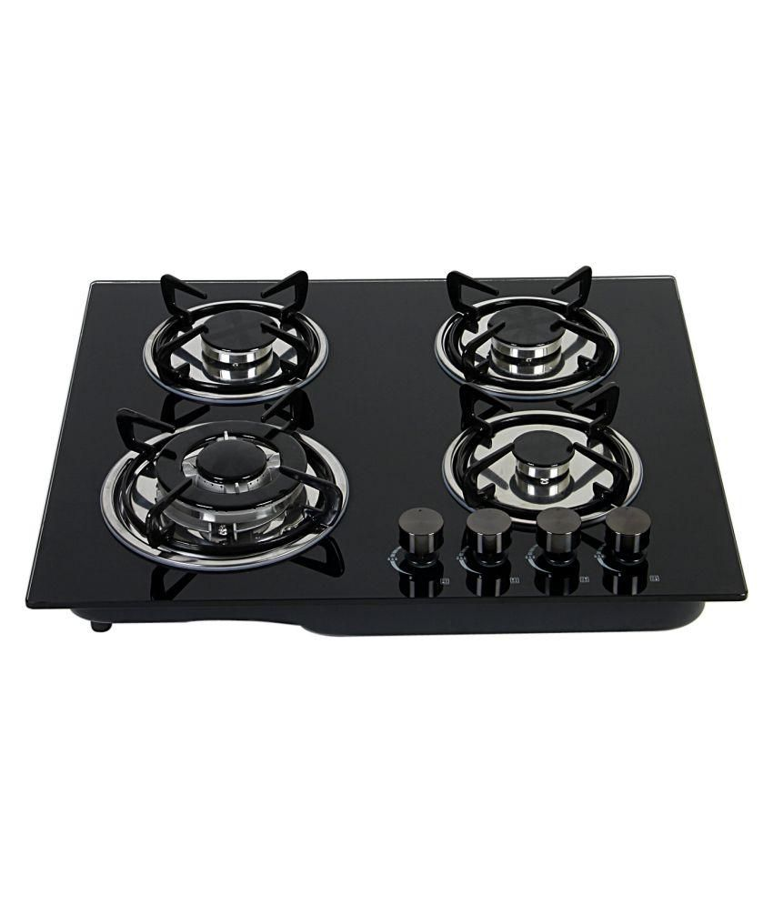 Elegant ELE-1016 AI 4 Burner Built In Hob Gas Cooktop