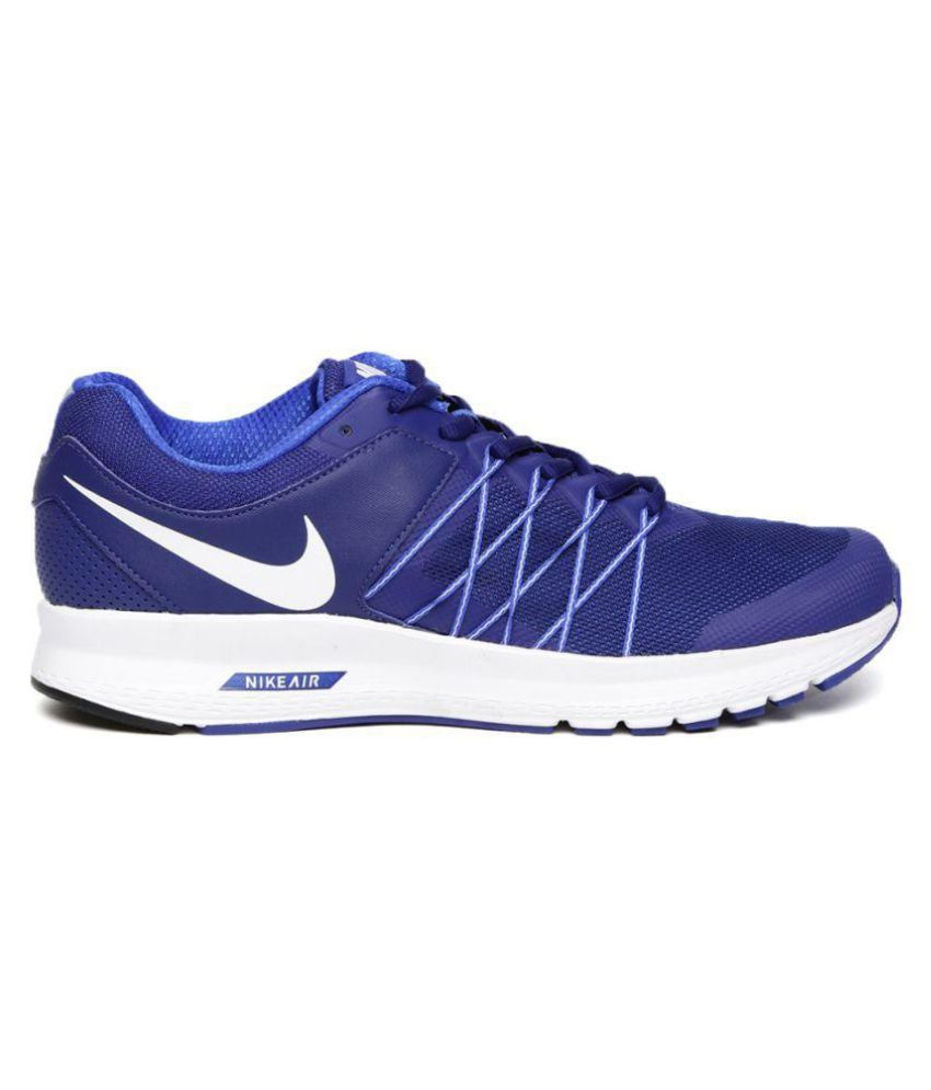 Nike AIR RELENTLESS 6 MSL Blue Running Shoes