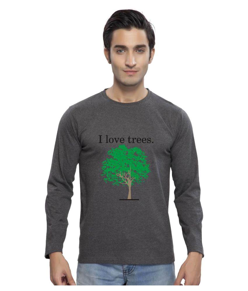 Clifton Grey Round T-Shirt