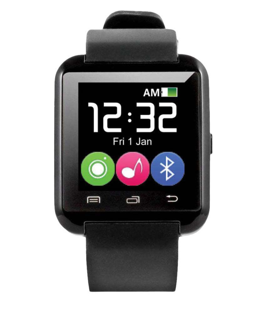 AKIRA desire xc Smart Watches Black