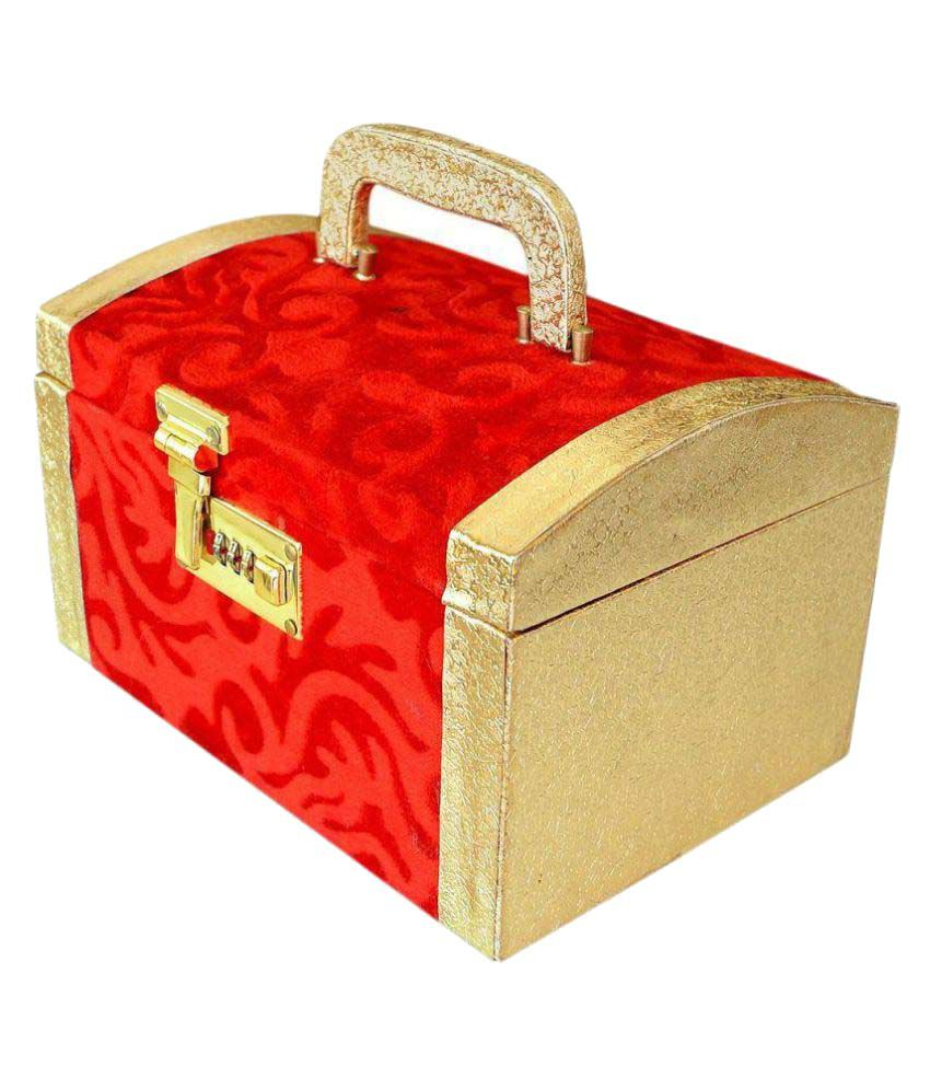 Bonanza Wooden Jewellery Box