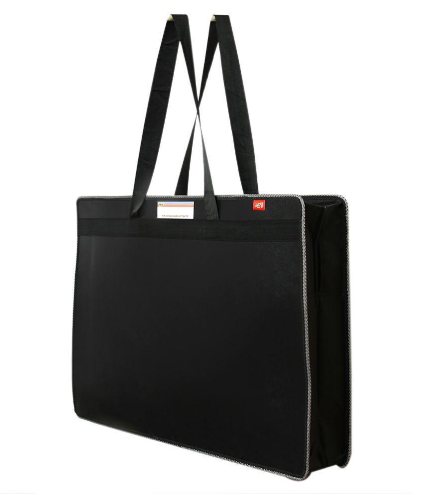Designers Den A1 Black Portfolio Bag