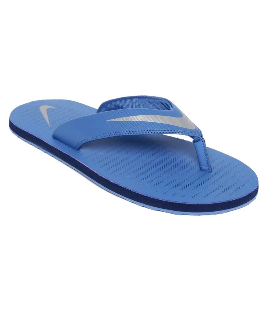 Nike Nike Chroma Thong 5 Blue Daily ...