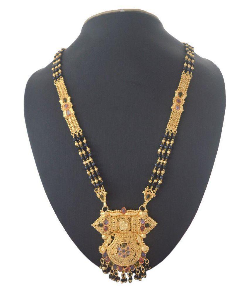 Radhekrishna Golden Mangalsutra