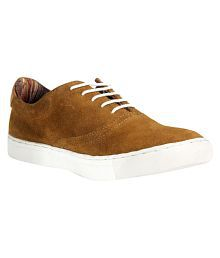 Provogue Sneakers Beige Casual Shoes