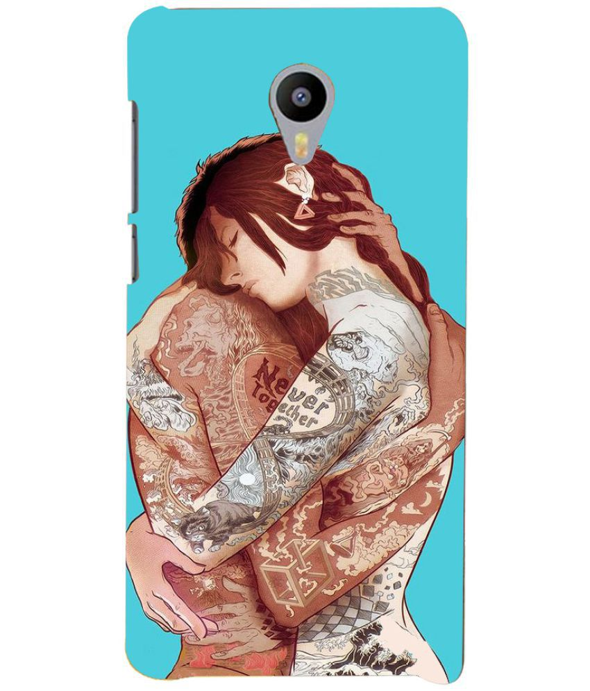 Meizu M2 Cover Combo by MENTAL MIND