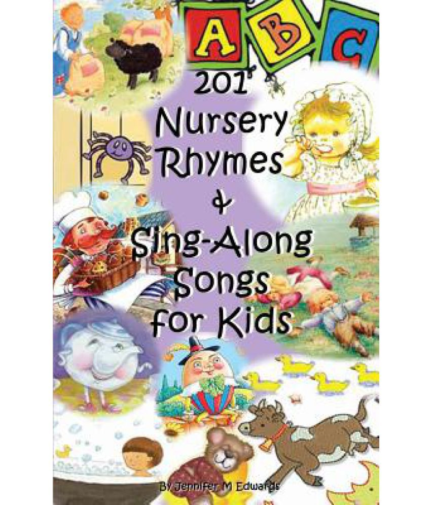 201 Nursery Rhymes Sing Along Songs For Kids
