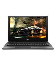 HP Pavilion 15-AU620TX Notebook (7th Gen Intel Core i5- 8GB RAM- 1TB HDD- 39.62cm(15.6)- Windows 10 with MS Office- 2GB Graphics) (Silver)