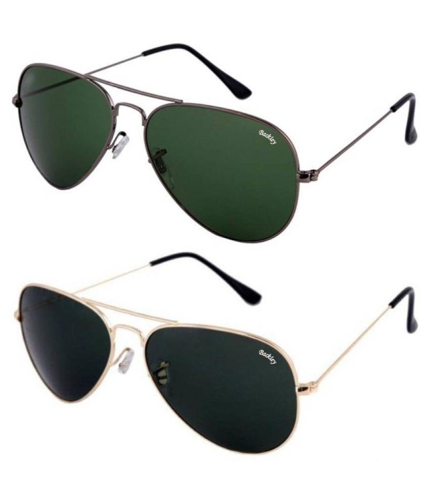 Backley Sunglasses Combo ( 2 pairs of sunglasses )