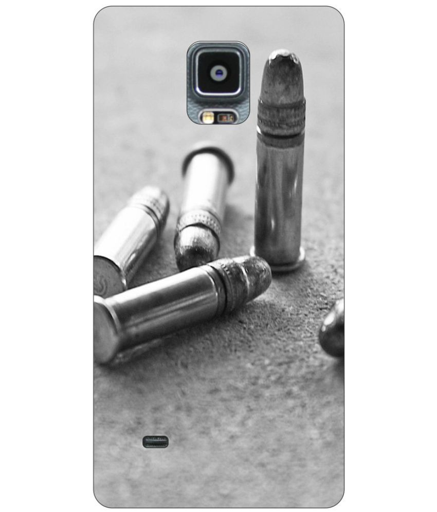 Samsung Galaxy Note 4 Printed Cover By Go Hooked