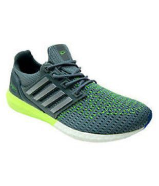 Calcetto 7501 Gray Running Shoes - Buy