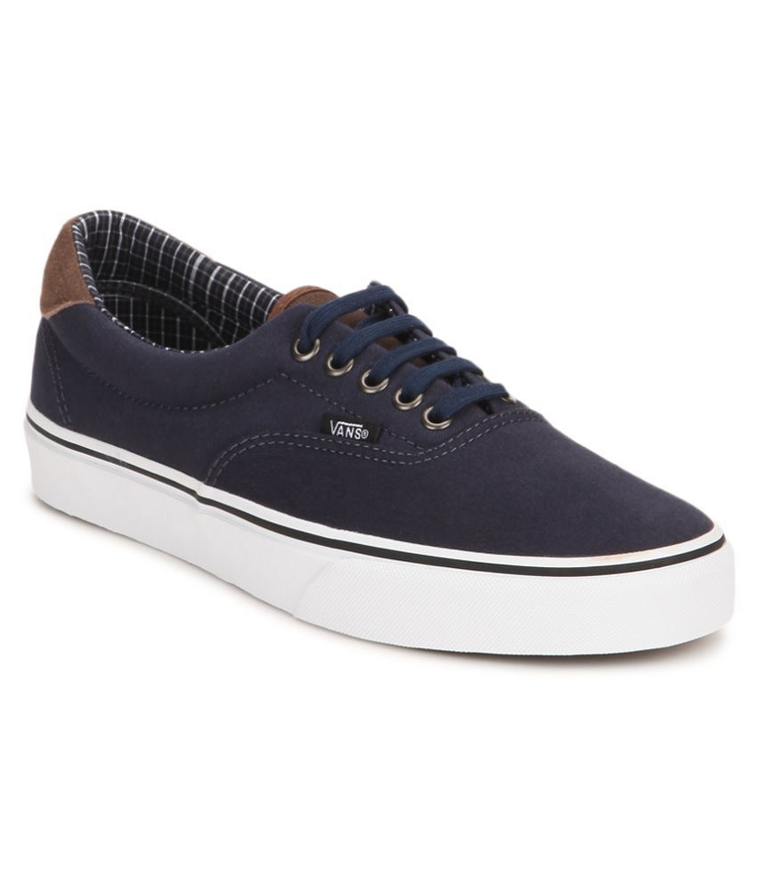 b76cd23ebb Vans Era 59 Sneakers Navy Casual Shoes - Buy Vans Era 59 Sneakers Navy  Casual Shoes Online at Best Prices in India on Snapdeal