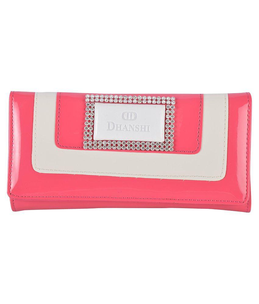Dhanshi Pink Wallet