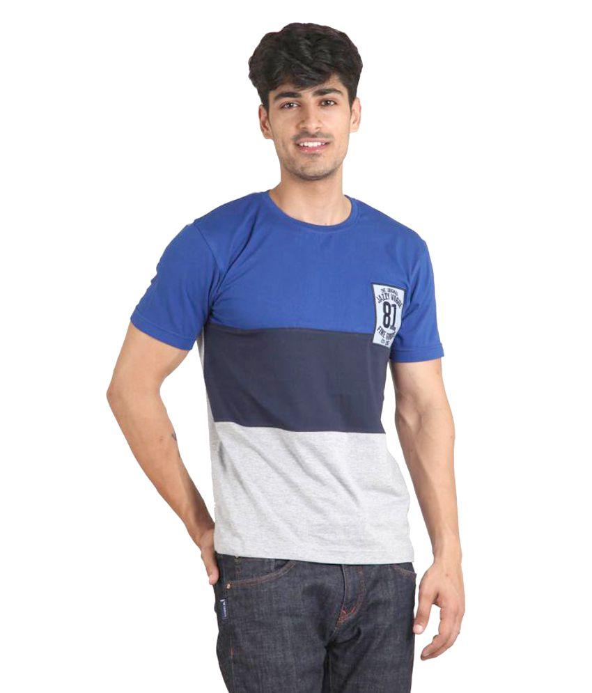Jazzy Vogue Multi Round T-Shirt