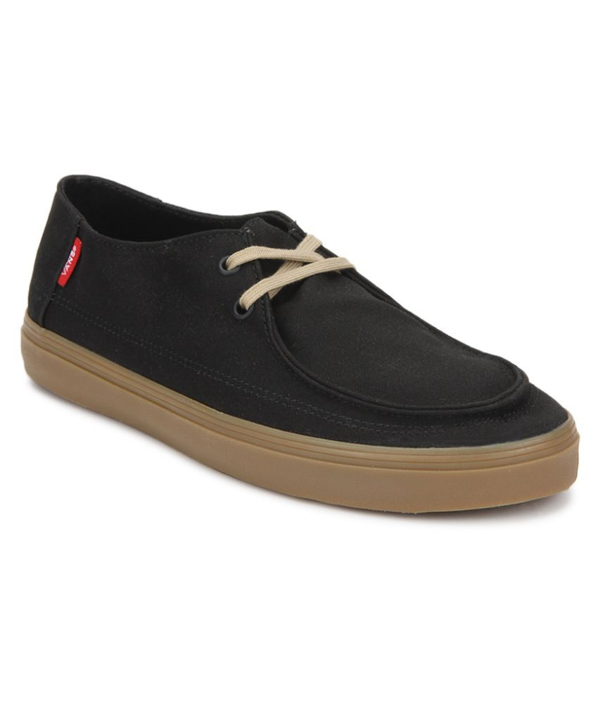 0cdc87c0f78e Vans Rata Vulc SF Sneakers Black Casual Shoes - Buy Vans Rata Vulc SF  Sneakers Black Casual Shoes Online at Best Prices in India on Snapdeal
