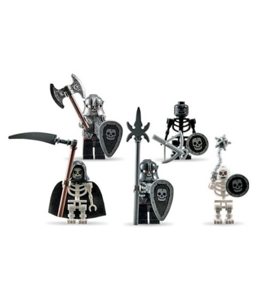 Lego Castle Skeletons Battle Pack 5-Pack #4527428 - Buy Lego