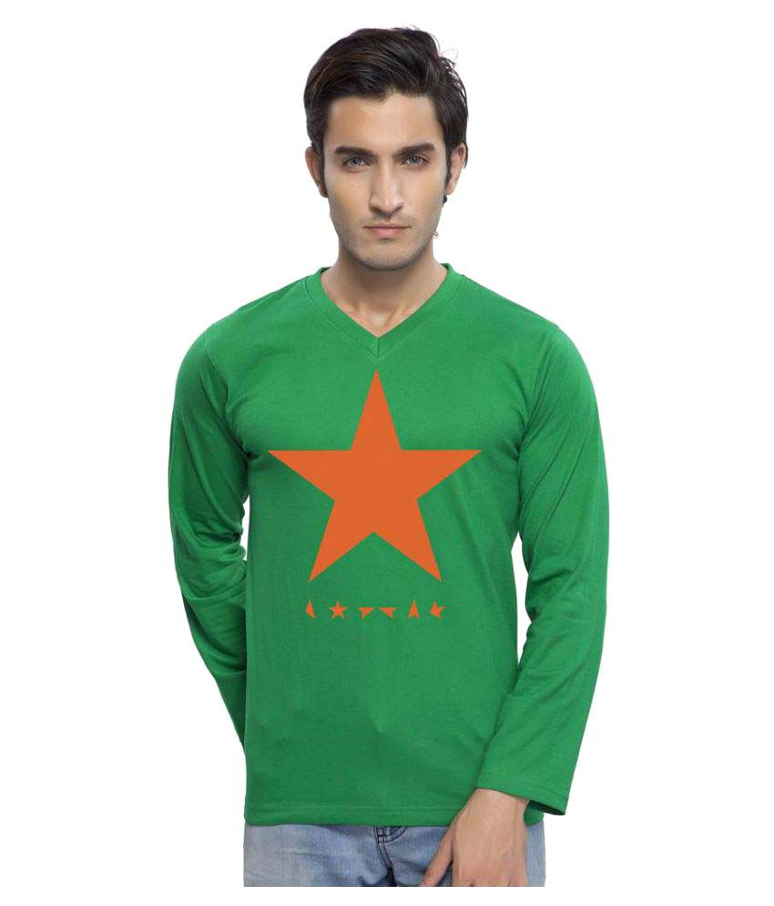 Clifton Green V-Neck T-Shirt