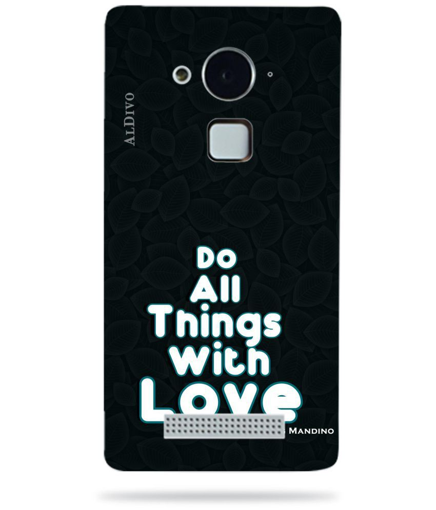 Coolpad Note 3 Printed Cover By ALDIVO - Printed Back Covers