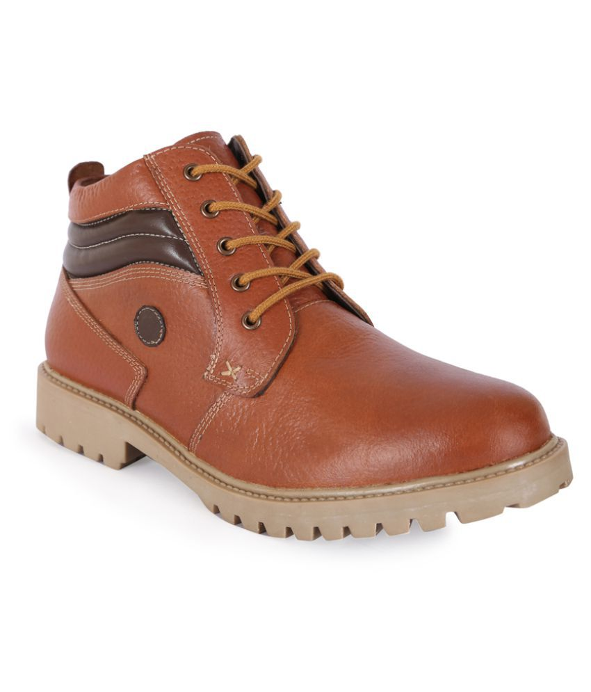 30s Impex Tan Casual Boot