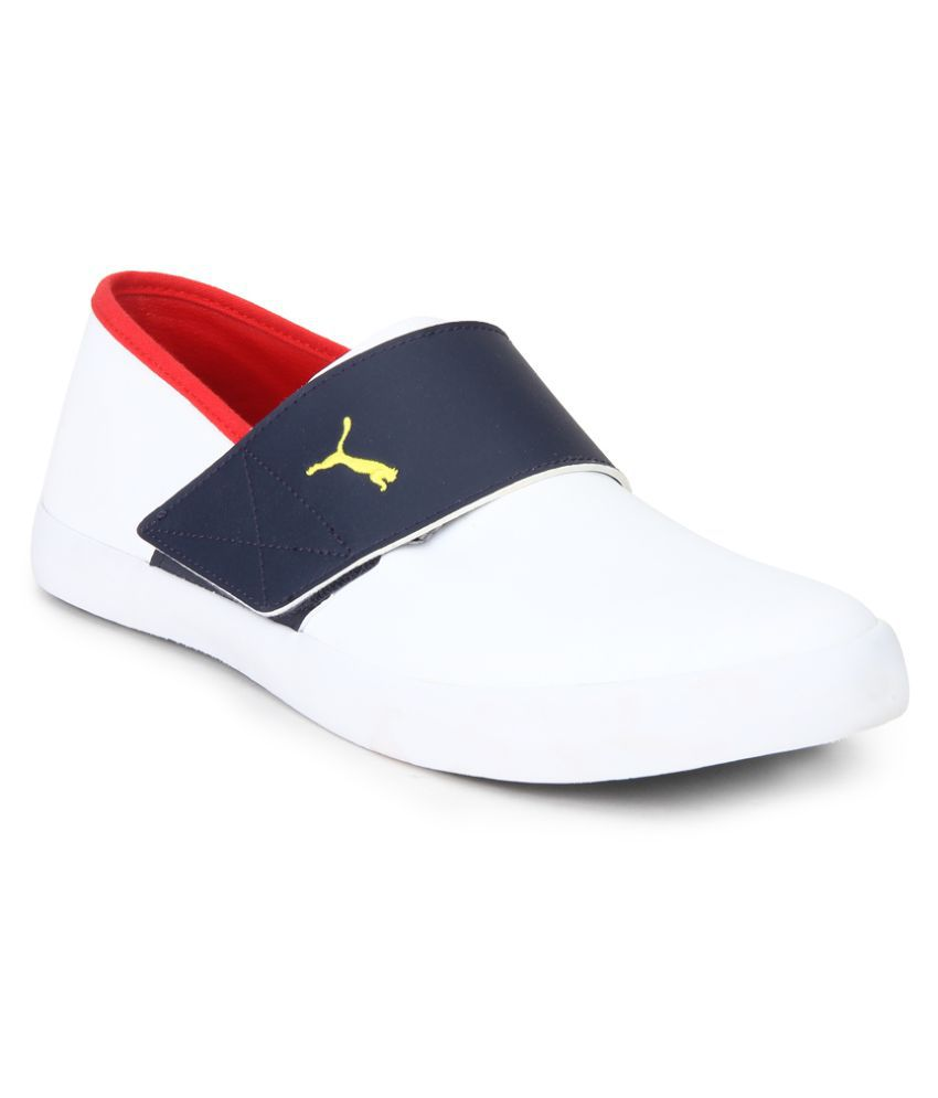 Puma El Rey Milano II DP Sneakers White Casual Shoes