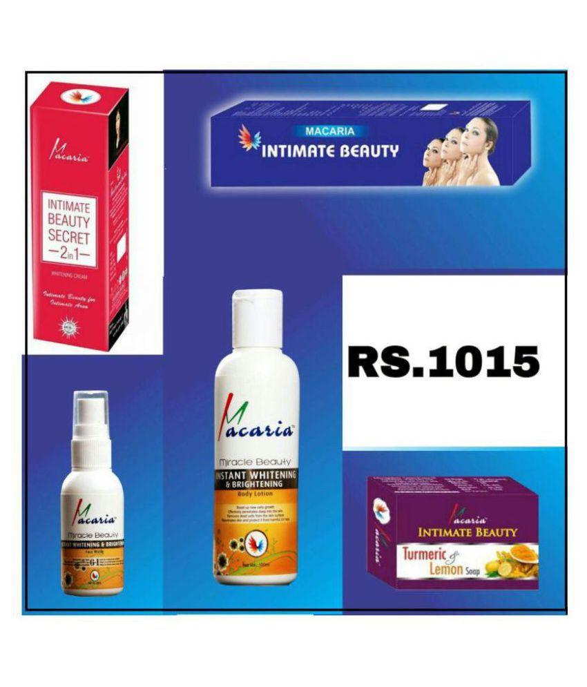 macaria Intimate Moisturizer Cream 270 gm