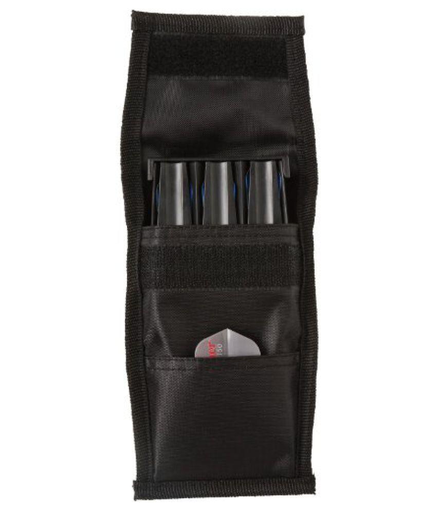 Casemaster Belt Clip 3 Dart Nylon Case, Black