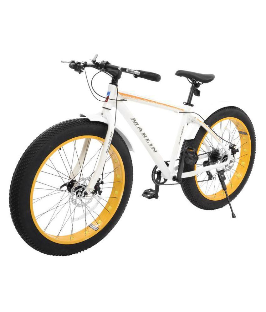 6d8b80aeca0 ... Marlin Rock Rider 26X4 Mountain Cycle Adult Bicycle/Man/Men/Women ...