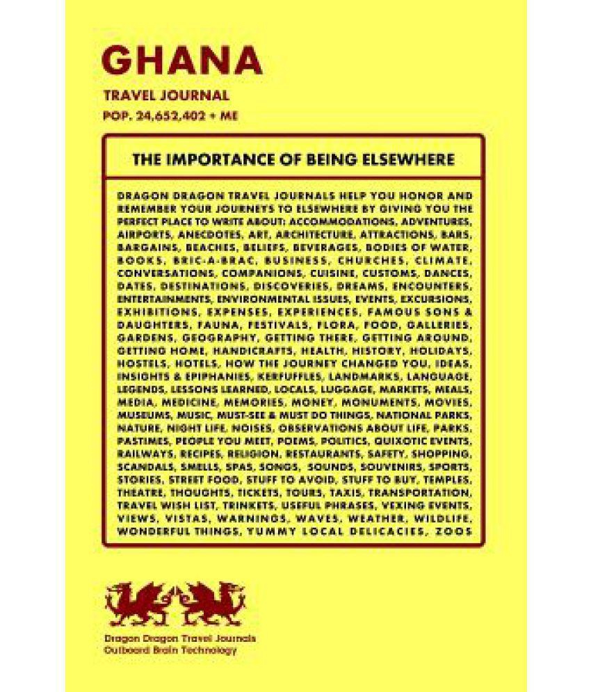 ghana travel journal