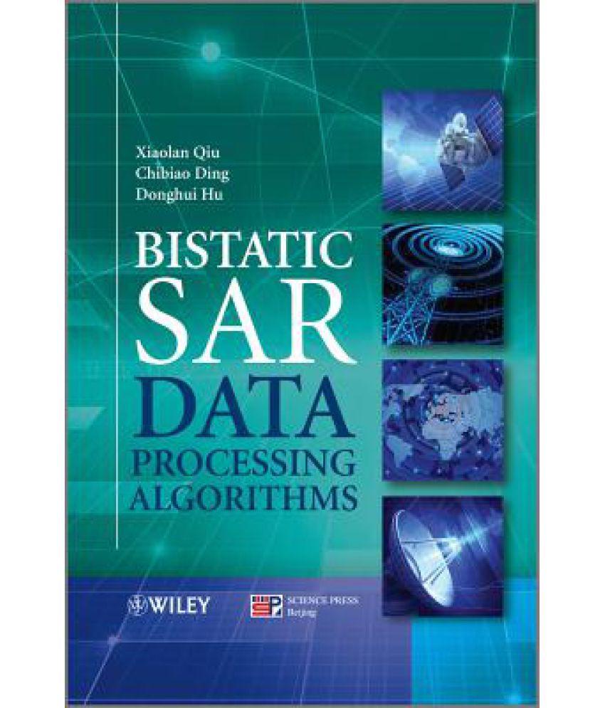 Bistatic Sar Data Processing Algorithms