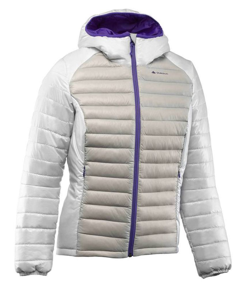 QUECHUA X-Light 1 Women's Padded Hiking Jacket