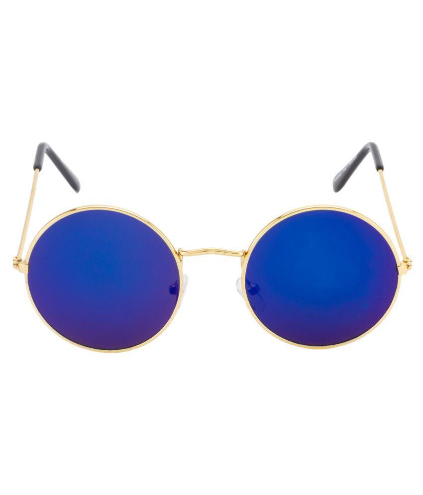 6002f10fd02b Ochila Blue Round Sunglasses ( R1121 ) - Buy Ochila Blue Round ...