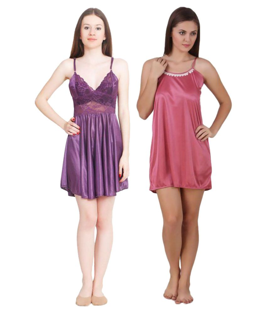 keoti Satin Nighty & Night Gowns