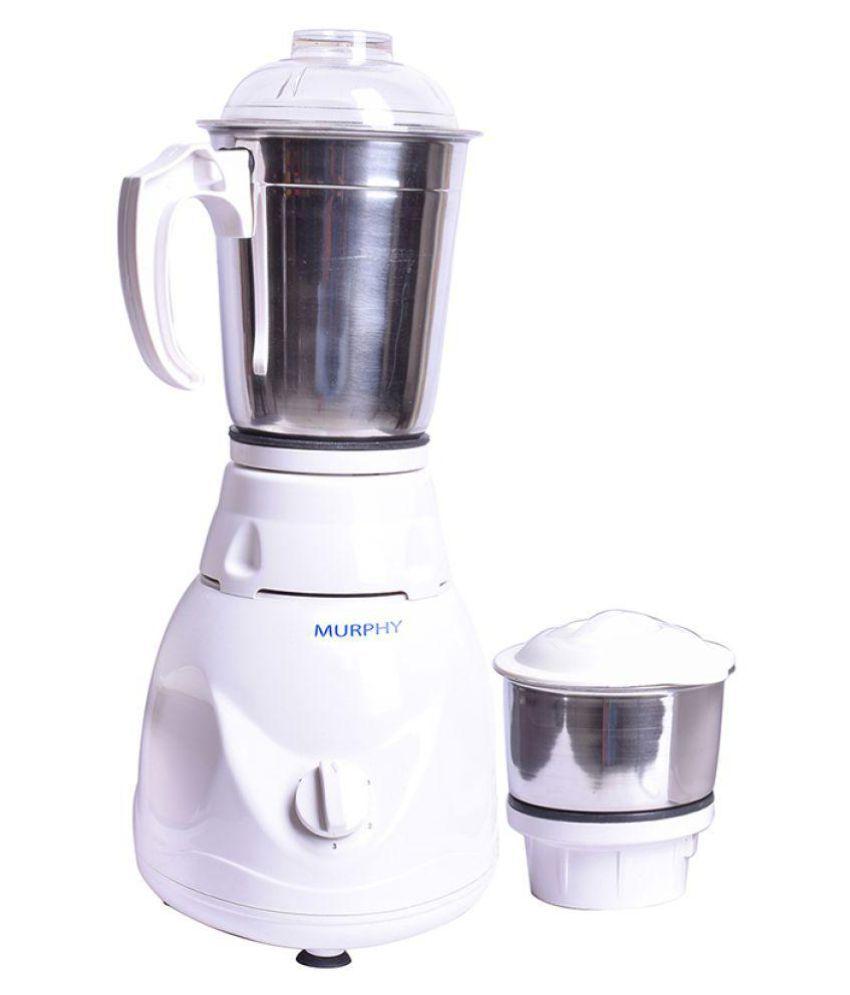 Murphy-MPAV001-500W-Mixer-Grinder-(2-Jars)