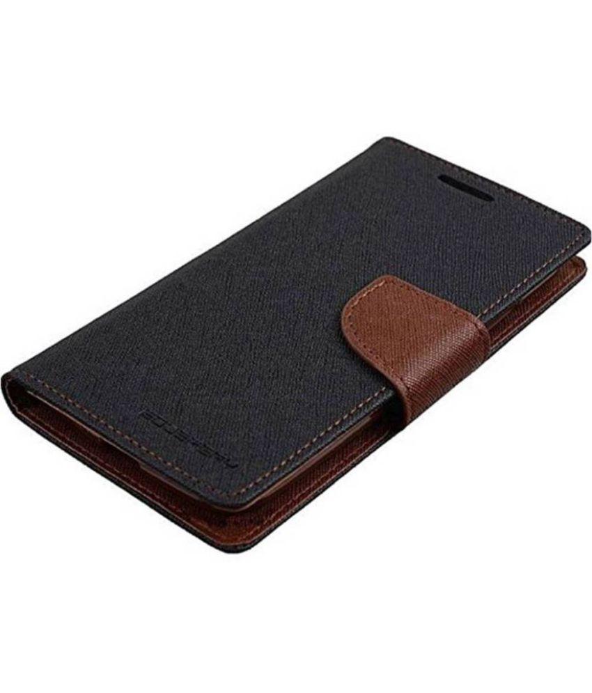 size 40 40beb 0e122 Samsung Galaxy J7 Flip Cover by Cel - Brown