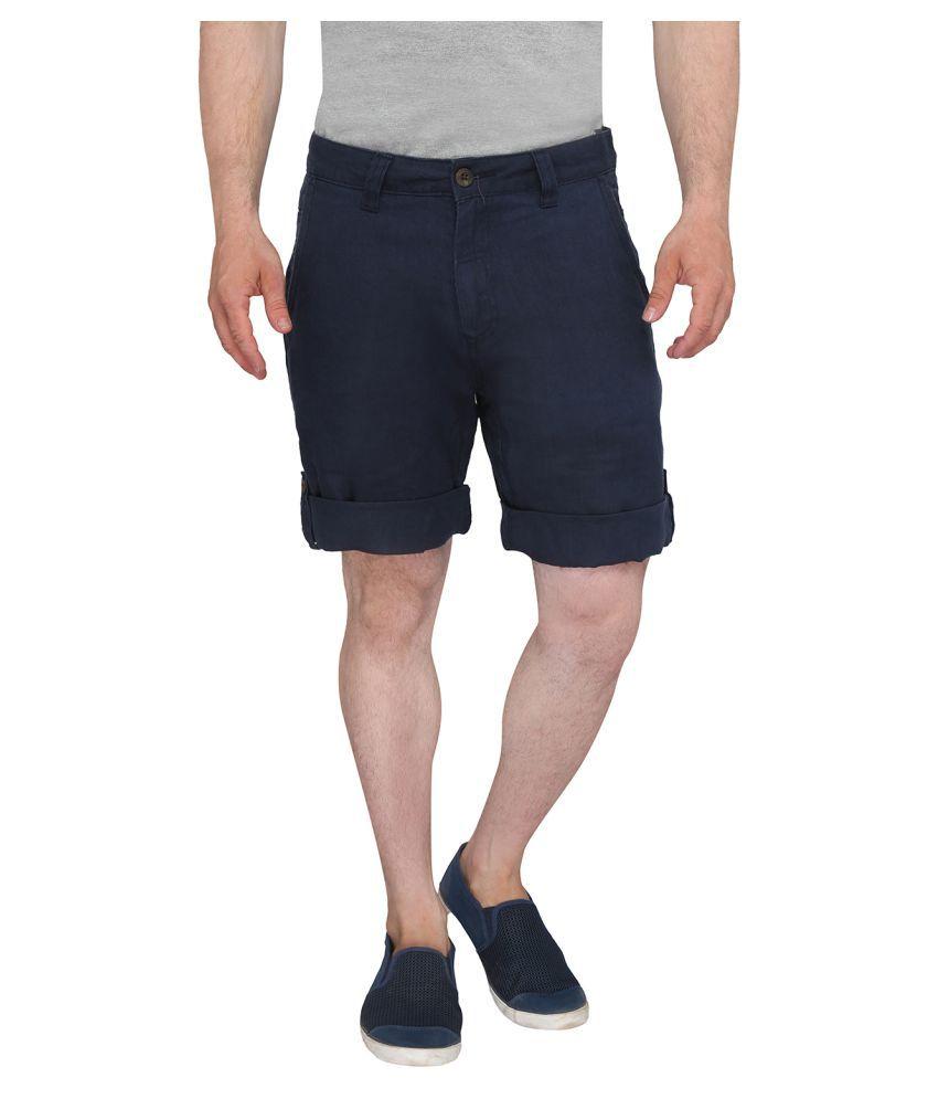 Again? Vintage Navy Shorts