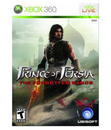 Prince Of Persia: The Forgotten Sands (Xbox 360) ( Xbox 360 )