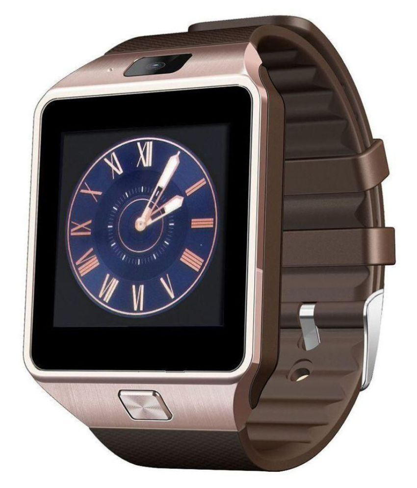MOBICELL c6060 Smart Watches Gold